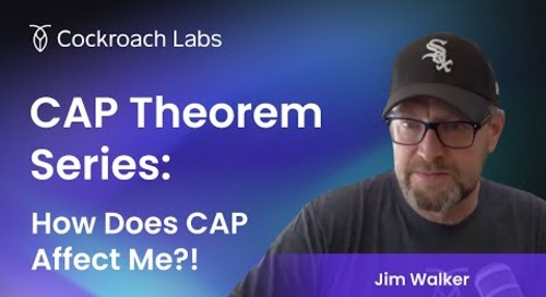 CAP Theorem in Distributed Systems?   What is Database Consistency?