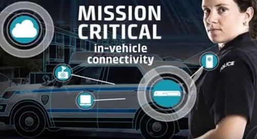 First Responders Connect and Serve with In-Vehicle Solutions