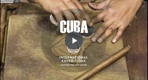Webinar: Cuba... Tour Beyond Havana