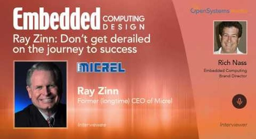 Ray Zinn: Don't get derailed on the journey to success