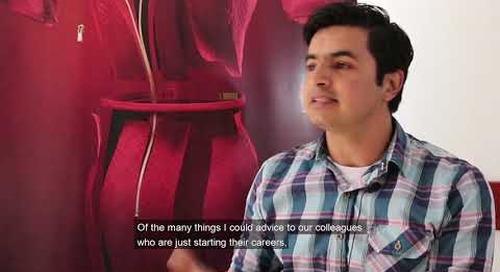 One Conversation at a Time Series- Luis Carlos Gonzalez- Part 2
