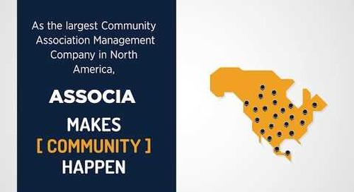 Associa Makes Community Happen