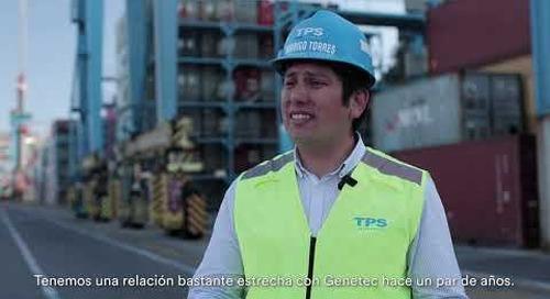 El puerto de Valparaíso incrementa su seguridad a los más altos estándares a nivel mundial