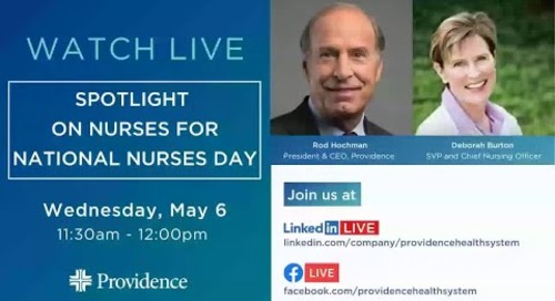 Spotlight on Nurses for National Nurses Day.mp4