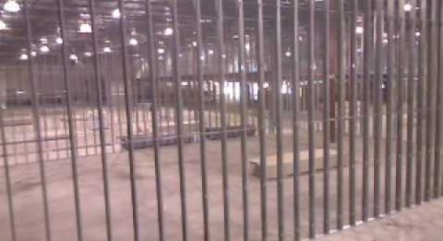 Data Center Build Time Lapse Video October 1-20, 2008