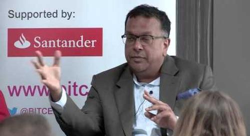 Inspiring Responsible Entrepreneurship with Santander panel