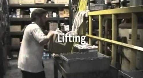 Ergonomic AS/RS Storage Systems Boost Workers Picking Performance