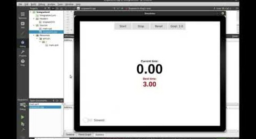 Introduction to Qt - Qt For Device Creation – Testing & Profiling {tutorial}