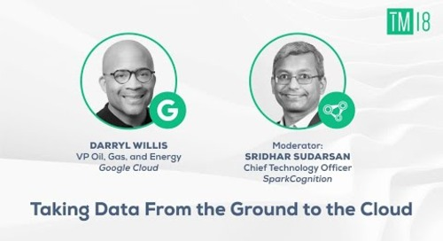 Taking Data from the Ground to the Cloud - Time Machine 2018