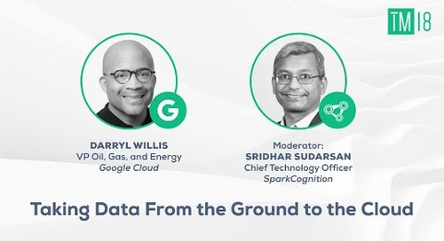 Taking Data from the Ground to the Cloud- Time Machine 2018