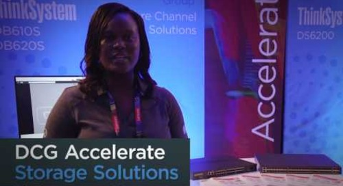 Lenovo Transform:  Accelerate Demo