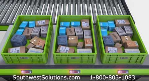 ASRS Mini-Load Storage Module for Automated High Picking Performance