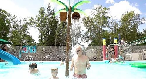 Summer days and nights at Lilac Resort