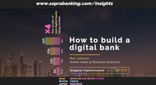 Sopra Banking Insights | Read. Watch. Listen.