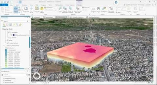 3D Analysis & Visualization in ArcGIS Pro