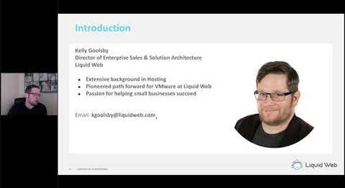 Simplifying Infrastructure & Workloads With VMware Private Cloud
