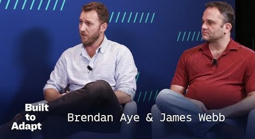 James Webb & Brendan Aye, T-Mobile | T-Mobile's Same-Day Test, Deploy, and Production Transformation
