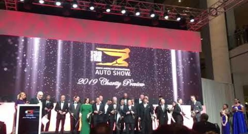 North American International Auto Show Charity Gala