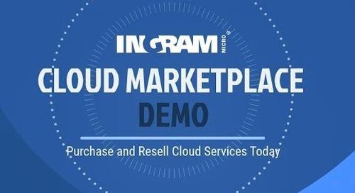 Ingram Micro Cloud Marketplace Demo