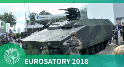 "Eurosatory 2018: Lynx KF41 ""Command"" variant – debut and unveiling"