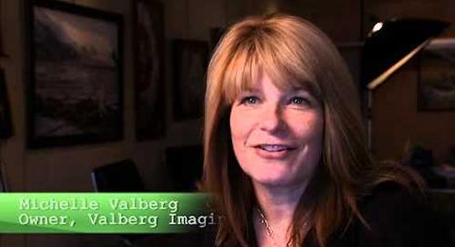 Algonquin College's Photography Program made Michelle Valberg's dream come true