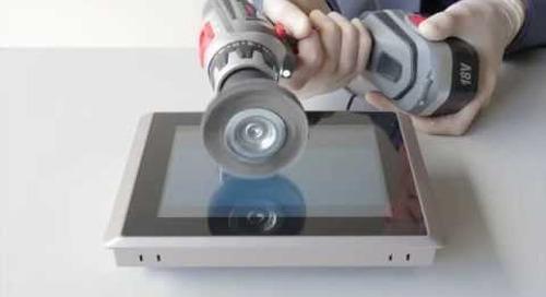 PCAP vs Resistive touchscreen - Let the battle commence