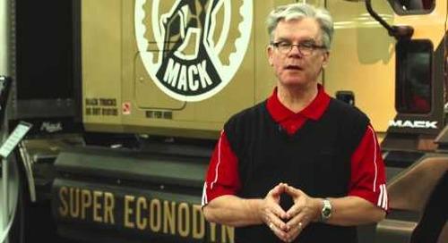Mack Trucks at MATS 2013 - Econodyne+