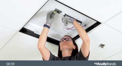 BLT Relight Series Installation