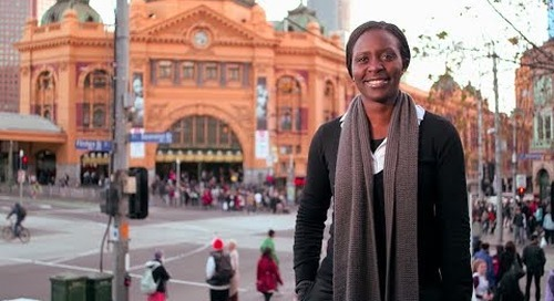 Gladys Nabagala: Electrical Engineer. Embracing difference.