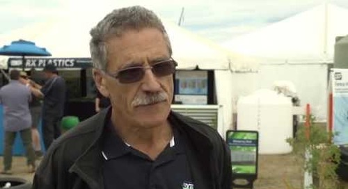 Tony Atwool at SI Fieldays 2015: G-Set