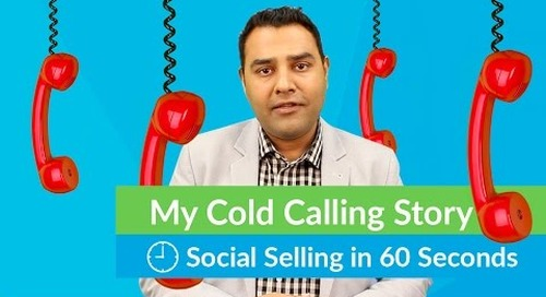 My Cold Calling Story