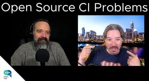 Tanzu Talk - open source CI costs money, with Paul Czarkowski