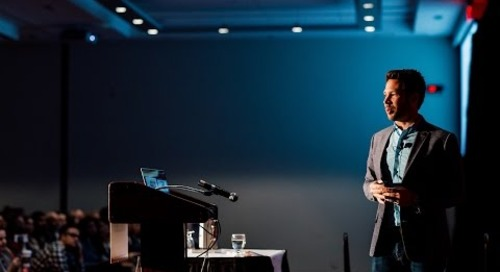 Dx3 2017: Day 2 Keynote - Eric Edge, Pinterest