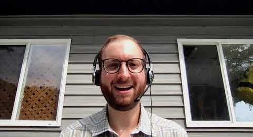 Cory Snider - Outstanding Employee Award Winner for Engineering