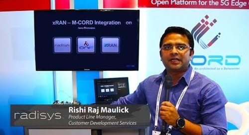 Demos MWC-A 17: X-RAN Integration