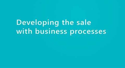 Convert Leads into Opportunities with Dynamics 365 for Sales