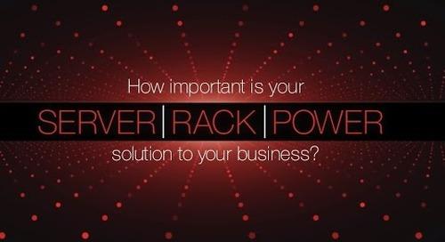 Lenovo Rack & Power Infrastructure Solutions for the Data Center