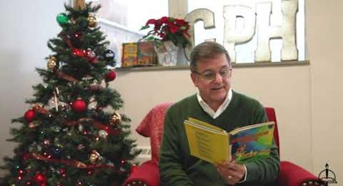 Parents Guide for Grandfather's Story | Children's Christmas Bible Story Book