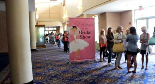 Tri Cities Summer 2014 Pink Bridal Show Line!
