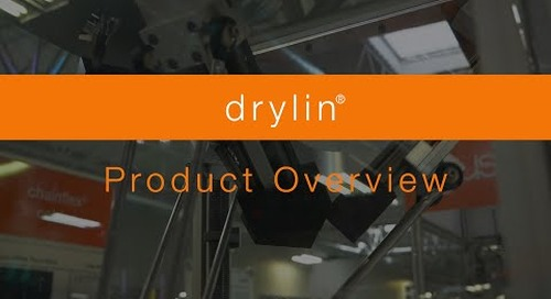 Overview - linear bearings & slides from drylin®