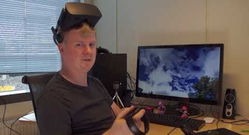QtWS2017 teaser   Virtual Reality User Interface Elements in Qt Quick by Andy Nichols