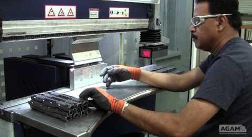 Trumpf CNC Press Brake Capability Video #1