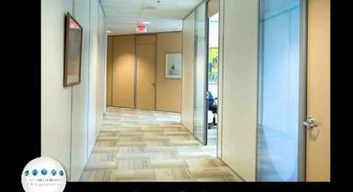 Demountable Modular Office Walls | Reusable Wall Partitions