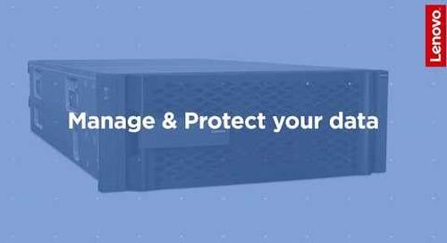 Lenovo ThinkSystem DM7100 Storage Promo Video