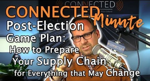 Post Election Game Plan: