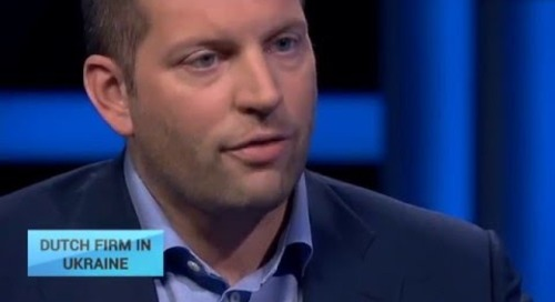 #DUTCHINUA: 'This is unnecessary referendum; its organizers spread lies about Ukraine'