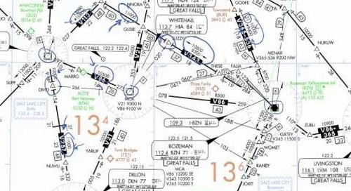 Charted IFR Altitudes
