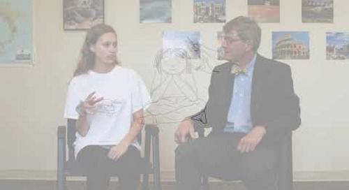 Parent News, Season 2, Episode 10, Senior Capstones, Extended Interview