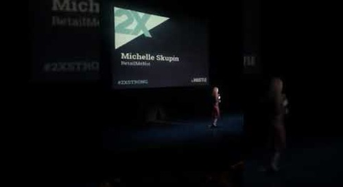 Michelle Skupin - An evening of storytelling by The Hustle