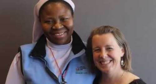 Sister Genevieve Osayame and Susan Halvor - Hear Me Now